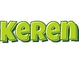 Keren summer logo