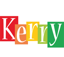 Image result for kerry name textgiraffe
