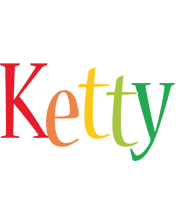 Ketty birthday logo