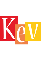 Kev colors logo