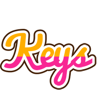 Keys smoothie logo