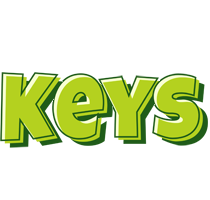 Keys summer logo