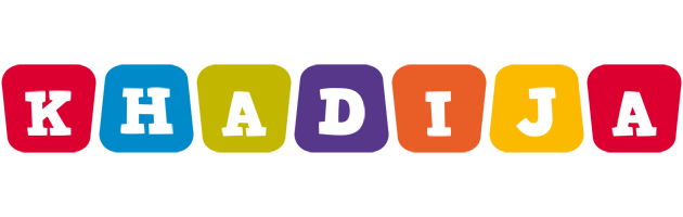 Khadija kiddo logo