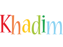 Khadim birthday logo