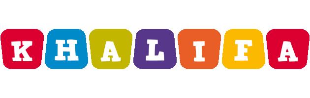 Khalifa kiddo logo