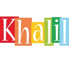 Khalil colors logo
