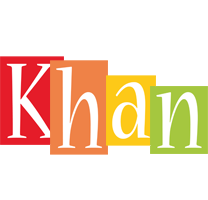 Khan colors logo