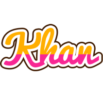 Khan smoothie logo