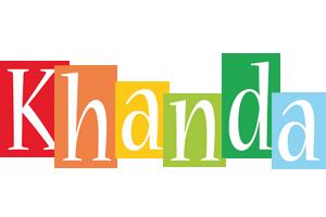 Khanda colors logo