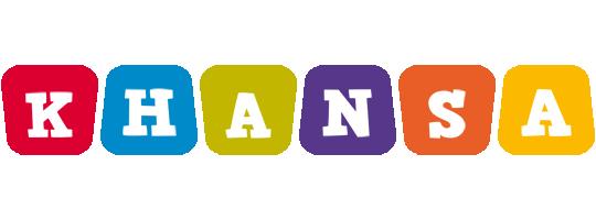 Khansa kiddo logo