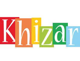 Khizar colors logo