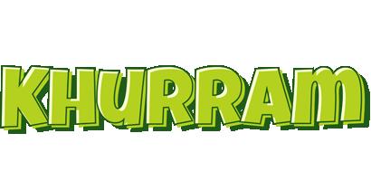 Khurram summer logo