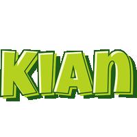 Kian summer logo