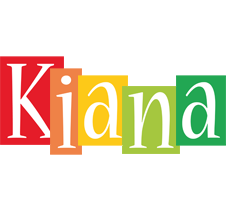 Kiana colors logo
