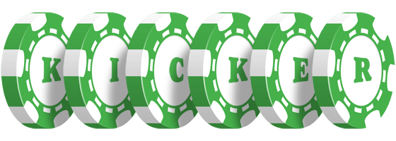 KICKER logo effect. Colorful text effects in various flavors. Customize your own text here: http://www.textGiraffe.com/logos/kicker/