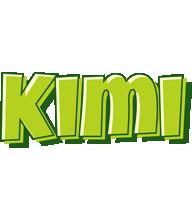 Kimi summer logo
