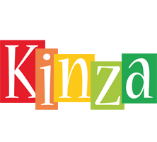Kinza colors logo