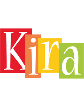 Kira colors logo