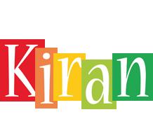 Kiran colors logo