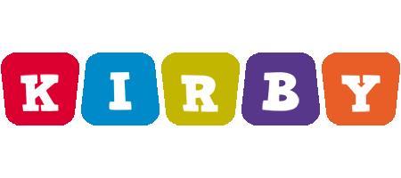 Kirby kiddo logo