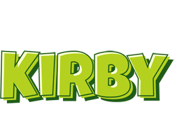 Kirby summer logo