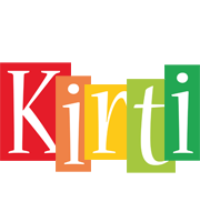 Kirti colors logo