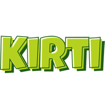 Kirti summer logo