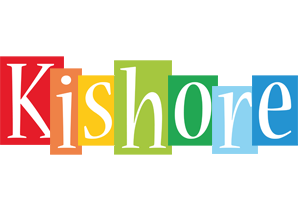 Kishore colors logo