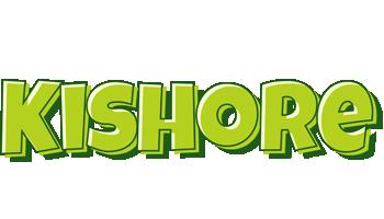 Kishore summer logo