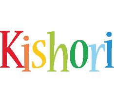 Kishori birthday logo