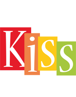 Kiss colors logo