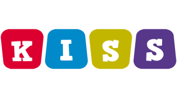 Kiss kiddo logo