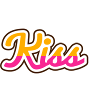 Kiss smoothie logo