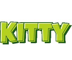 Kitty summer logo