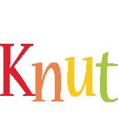 Knut birthday logo
