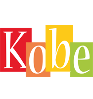 Kobe colors logo