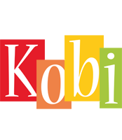 Kobi colors logo