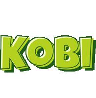 Kobi summer logo