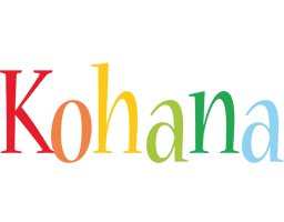 Kohana birthday logo