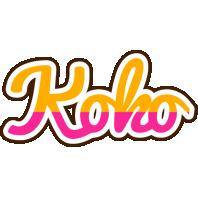 Koko smoothie logo