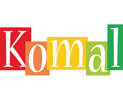 Komal colors logo