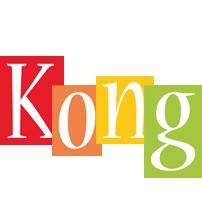 Kong colors logo