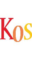 Kos birthday logo