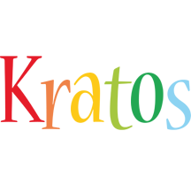 Kratos birthday logo