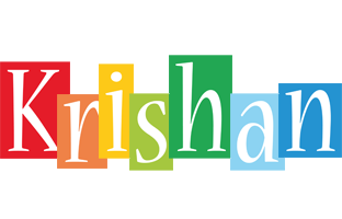 Krishan colors logo