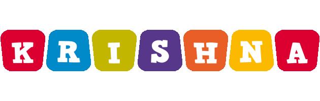 Krishna kiddo logo
