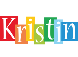 Kristin colors logo