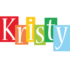 Kristy colors logo