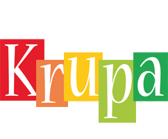 Krupa colors logo