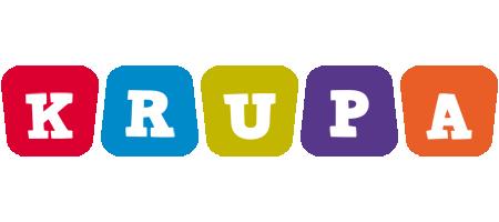 Krupa kiddo logo